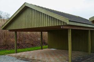 Carport Bauen Aus Holz Und Metall Alu Bauweise Und Kosten